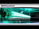 Sisteme  Sanuvox de dezinfectarea a aerului montate in instalatia de ventilare